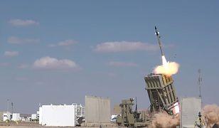 Izrael testuje Żelazną Kopułę. Nagranie robi wrażenie [Wideo]