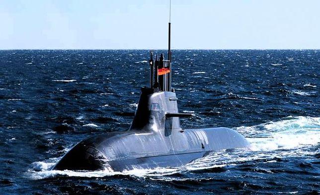 Do gdyńskiego portu wpłynie niemiecka łódź podwodna