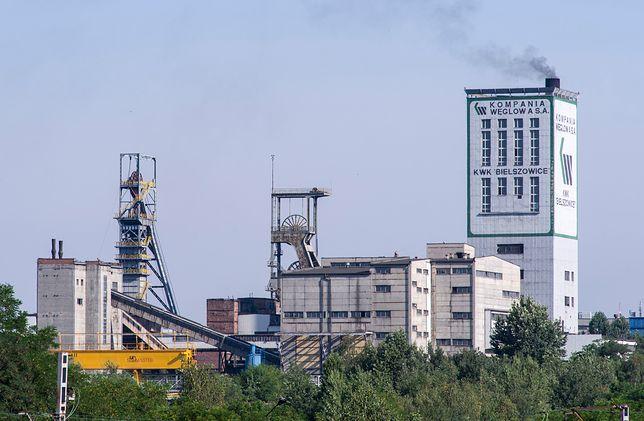 Wstrząs w kopalni Ruda. Czterech górników rannych