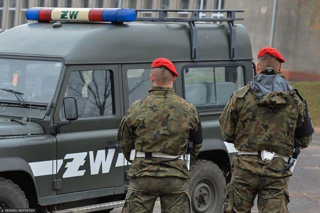 Koronawirus w Polsce. Wojsko pomoże policji w patrolowaniu ulic