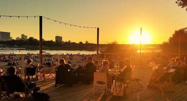 Warszawskie nadbrzeże wśród dziesiątki najlepszych w Europie