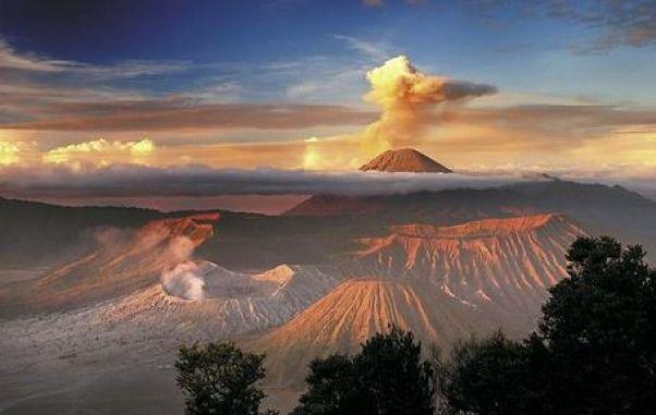 Wulkany świata. Poznaj te, które są najgrożniejsze