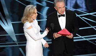 Nagroda za wpadkę: Warren Beatty i Faye Dunaway znów na Oscarach