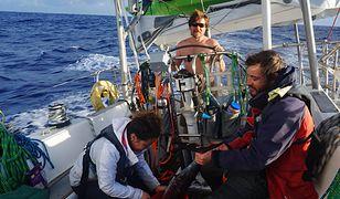 Ben Lecomte zamierza przepłynąć wpław Pacyfik