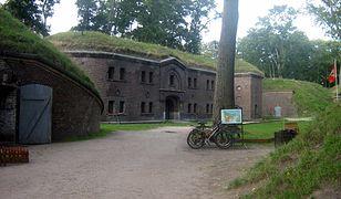 Fort Gerharda po gruntownym remoncie