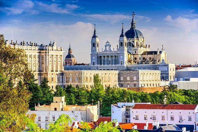 Madryt jest siedzibą rodziny królewskiej