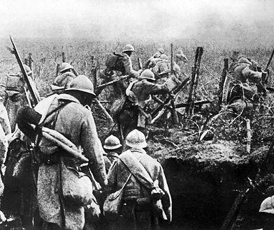 """Bitwa pod Verdun - """"maszynka do mięsa"""", w której bezsensownie ginęły tysiące Francuzów i Niemców"""