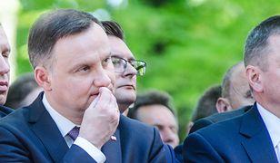 Wojciech Engelking: Jak Duda oddala się od prawicy