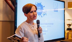 Aleksandra Wesołowska pracuje na Warszawskim Uniwersytecie Medycznym.