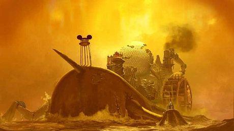 Kota nie ma, Myszka Mickey harcuje