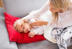 Sześć najczęstszych zimowych chorób u dzieci