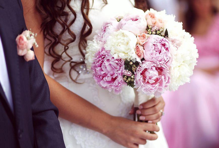 Dekoracje ze świeżych kwiatów