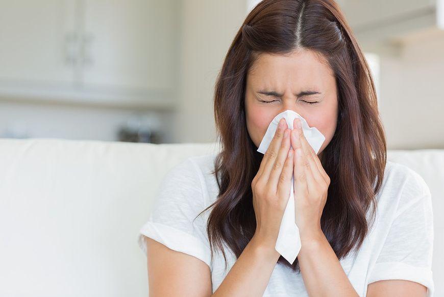 Koper na sezonowe infekcje