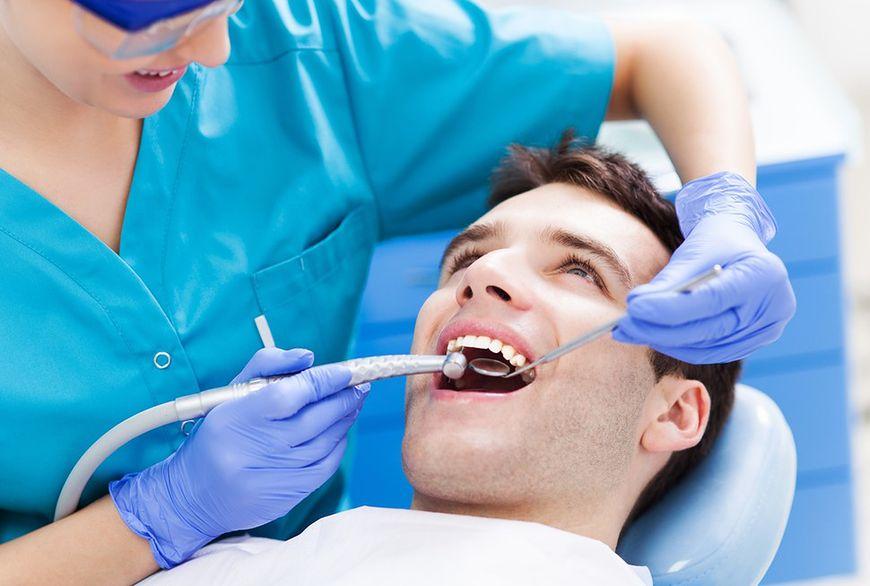 Dobry stan zębów