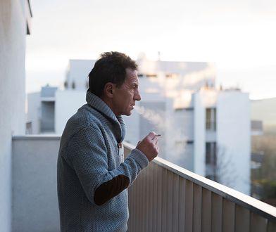 Palenie na balkonie to jak włożenie kija w mrowisko