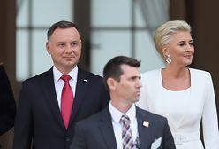 Agata Kornhauser-Duda i Karen Pence. Pierwsza Dama postawiła na klasykę