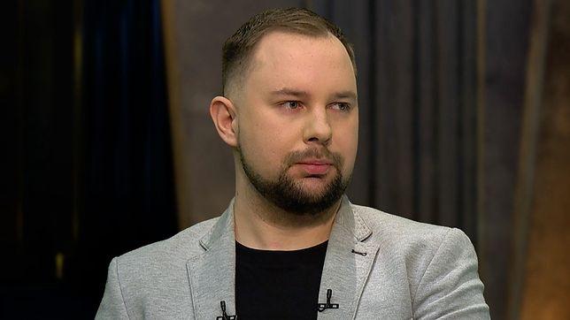 Mariusz Milewski jest ofiarą księdza-pedofila
