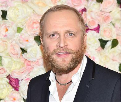 Na potrzeby roli Adamczyk zapuścił brodę