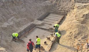 Umocnienia sprzed 100 lat muszą zostać teraz zabezpieczone przez archeologów
