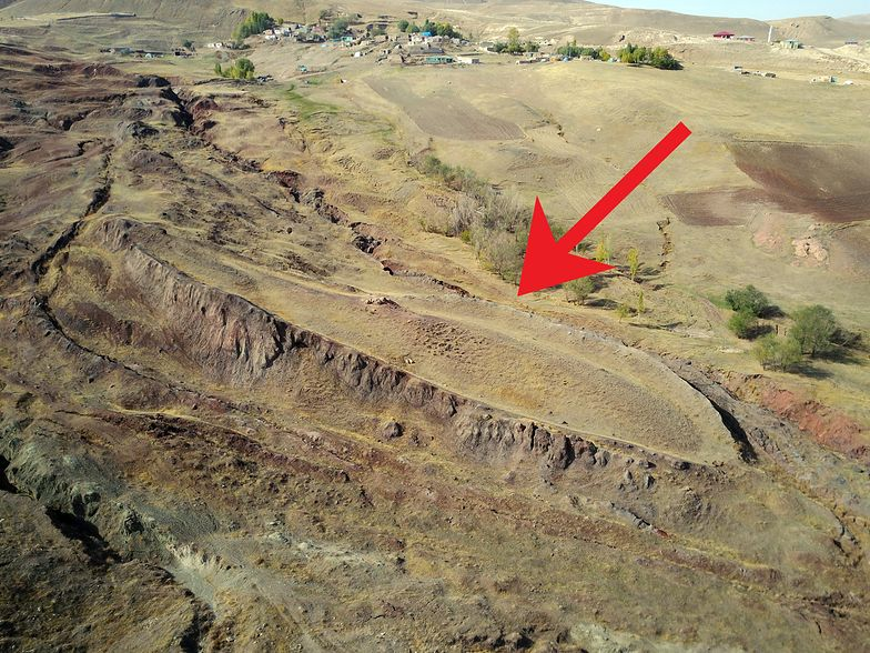 Arka Noego odnaleziona? Była bliżej nas niż sądzono