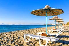 Kos - grecka wyspa idealna na plażowanie