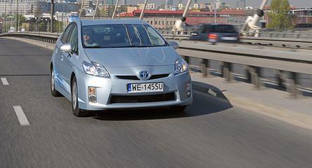 TEST: Prius Plug-In Hybrid - przyszłość