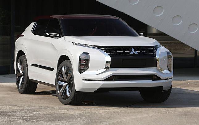 Koncepcyjny GT-PHEV daje nam przedsmak tego, jak w najbliższej przyszłości mogą wyglądać nowe modele Mitsubishi