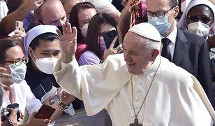 """Mocne słowa Franciszka. Papież przestrzega przed """"społeczeństwem, które nie rodzi życia"""""""