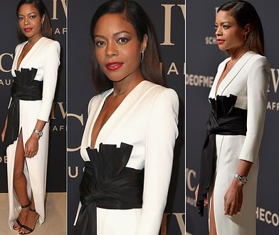 LOOK OF THE DAY: Naomie Harris w sukience Alexandre Vauthier Haute Couture