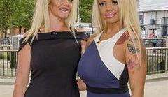 Matka i córka wydały fortunę, żeby upodobnić się do Katie Price