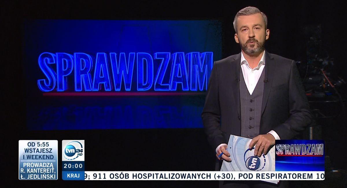 Krzysztof Skórzyński wraca do pracy w TVN, ale w innym charakterze