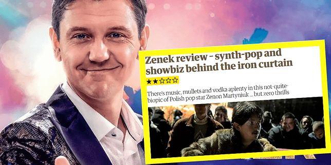 W rolę dorosłego Zenka wcielił się Krzysztof Czeczot