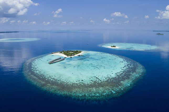 Malediwy najczęściej wybierają na urlop pary