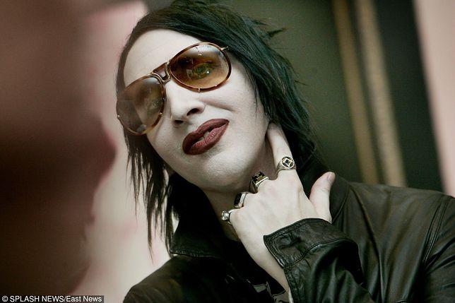 Marylin Manson pożegnał ojca. Słowa ściskają za serce