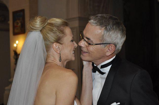 Robert i Monika wzięli ślub w 2013 r.