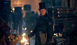 """Guy Pearce wcielił się w postać Ebenezera Scrooge'a w nowej """"Opowieści wigilijnej"""""""