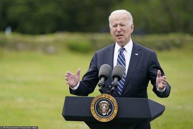 Koronawirus. Joe Biden ogłasza: przekażemy pół miliarda dawek szczepionki Pfizer