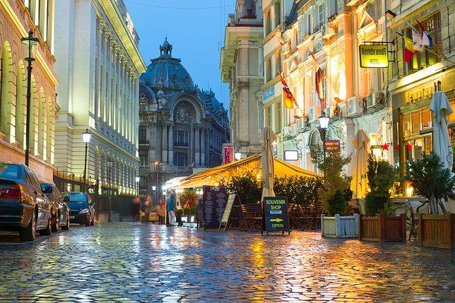 Bukareszt łączy z Paryżem XIX-wieczna architektura
