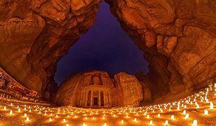 Petra - jeden z nowych cudów świata