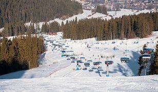 Kotelnica to największy osrodek narciarski w regionie