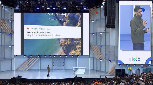 Asystent Google będzie automatycznie dodawać wydarzenia do kalendarza bazując na treści głosowej rozmowy telefonicznej użytkownika.
