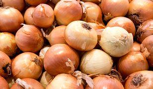 Cena kilograma cebuli w hurcie jest obecnie ponad dwukrotnie wyższa niż rok temu
