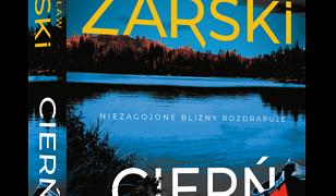 Gorące nazwisko polskiej sceny powieści kryminalnych. Przemysław Żarski szturmem podbija serca czytelników!