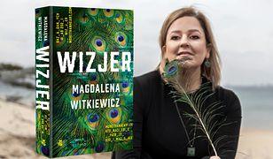 """""""Informacja o nas samych jest cenniejsza niż złoto"""". Magdalena Witkiewicz opowiada o """"Wizjerze"""", nowym thrillerowym hicie!"""