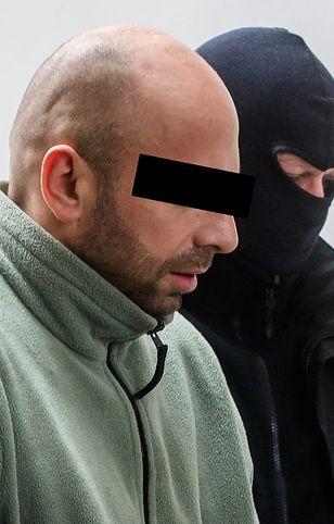 """""""Krystek - główny podejrzany w sprawie."""