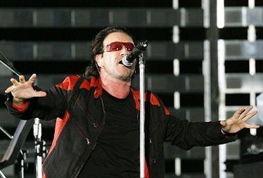 "Bono naczelnym dziennika ""Independent"""