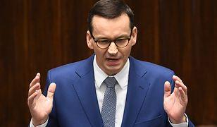 Mateusz Morawiecki prosi o wotum zaufania dla rządu. Lawina komentarzy po decyzji premiera