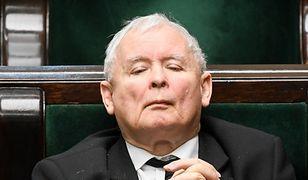 Jarosław Kaczyński o tradycyjnych wartościach. Komentarze po wywiadzie prezesa PiS