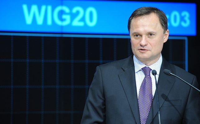 Biznesmen Leszek Czarnecki (zdj. arch.)