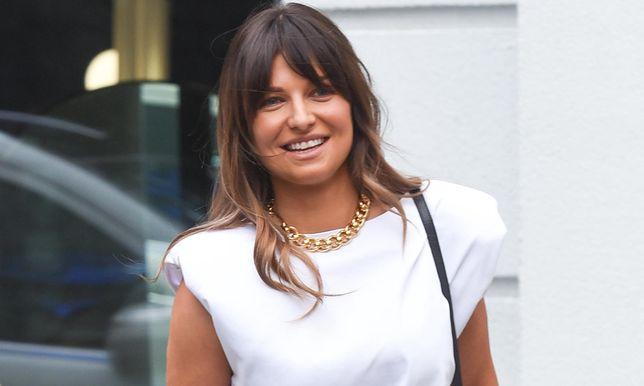Anna Lewandowska w białej koszuli. Gdzie kupić podobną?